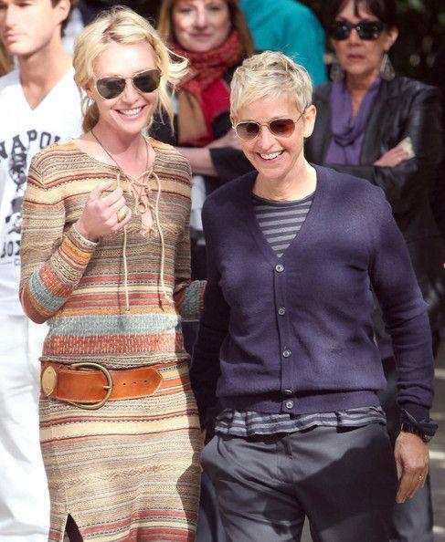Portia De Rossi Plastic Surgery: 17 Best Images About Ellen On Pinterest