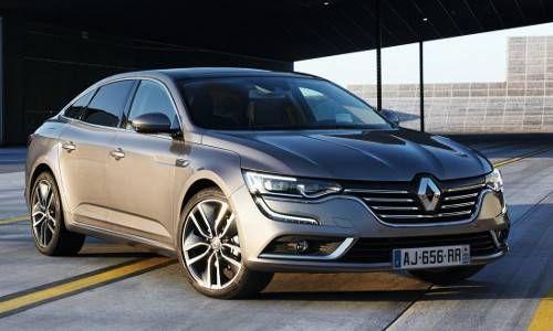 #Renault #Talisman. La berline au design affirmé et vivant.