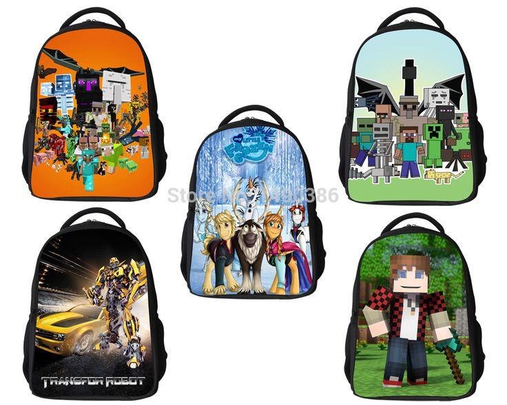 58 best minecraft backpacks images on Pinterest   Minecraft ...