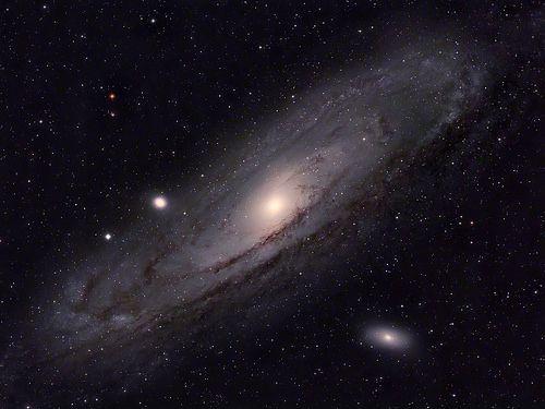 M31 Andromeda Galaxy   The Andromeda Galaxy is a spiral gala…   Flickr