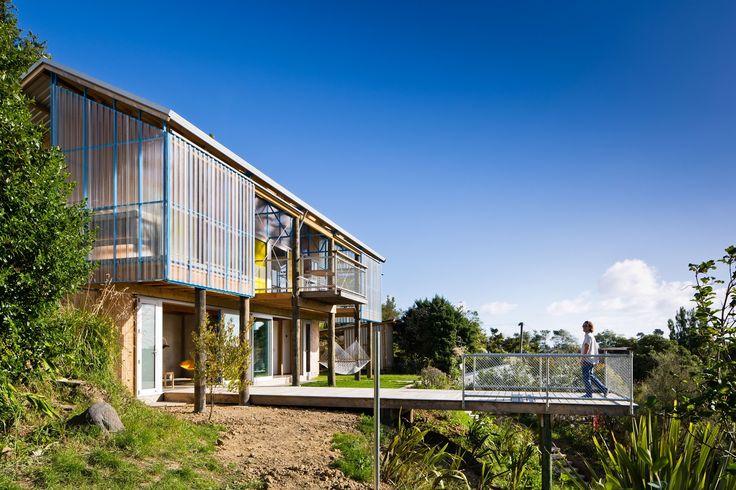 waiheke glamuzina paterson architects - Google Search