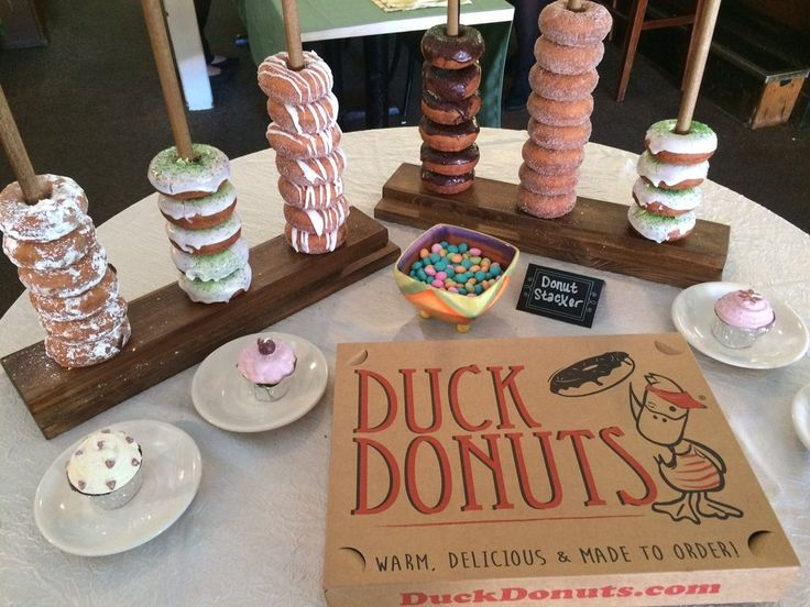 This is our top selling wedding donut stand and will be the hit of your wedding reception. You can mix and match sizes to create your own amazing donut bar. ★★ Donut Stand Details ★★ We custom build t