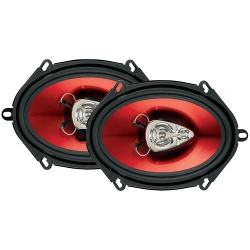 BOSS AUDIO CH5730 Chaos Series Speakers (5 x 7, 300 Watts) L572-PET-BOSCH5730