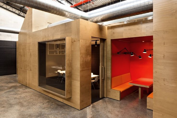 More amazing collab space from Unit B4 / Make Creative