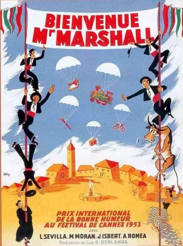 """Welcome Mr. Marshall"" by Luis Garcia Berlanga"