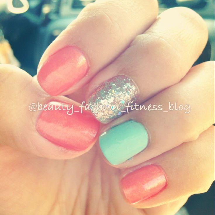 Pastel nails! #nails #nail #nagellack #style #cute #beauty #beautiful #pretty #pretty #girl #girls #stylish #sparkles # styles #glitter #glitzer #nailart #art #opi #essie #essieliebe #dior #chanel #polish #nailswag #exurbe #exurbecosmetics