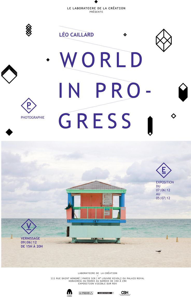 "Exposition ""Miami Houses"" - Juin 2012"