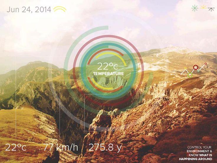 [CASO DE ESTUDIO] Temperature App --> Ver ahora: http://subcutaneo.com/casos-proyecto01.html