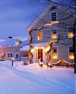 Inn at Round Barn Farm  Waitsfield, Vermont  Insider Tip: Book one of the inn's special snowshoe dinners; trek to a cozy cabin in the woods for a gourmet meal by a fieldstone fireplace and return to your room guided only by the moonlight.