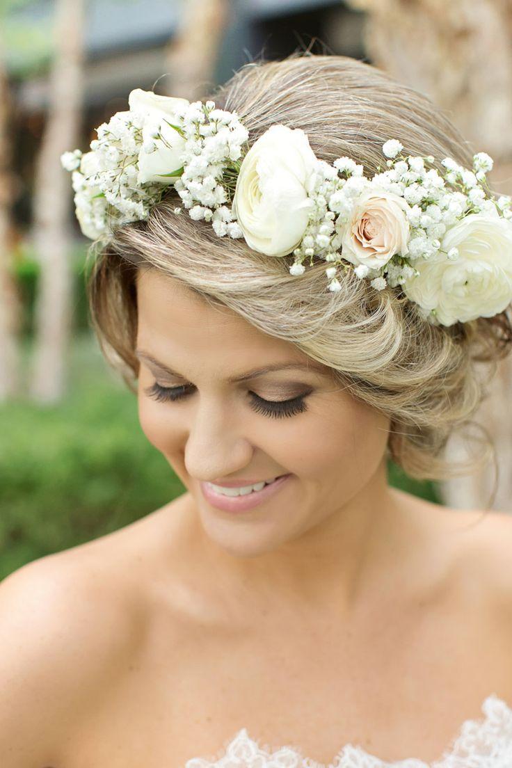 245 best bridal hair & beauty images on pinterest | bridal hair