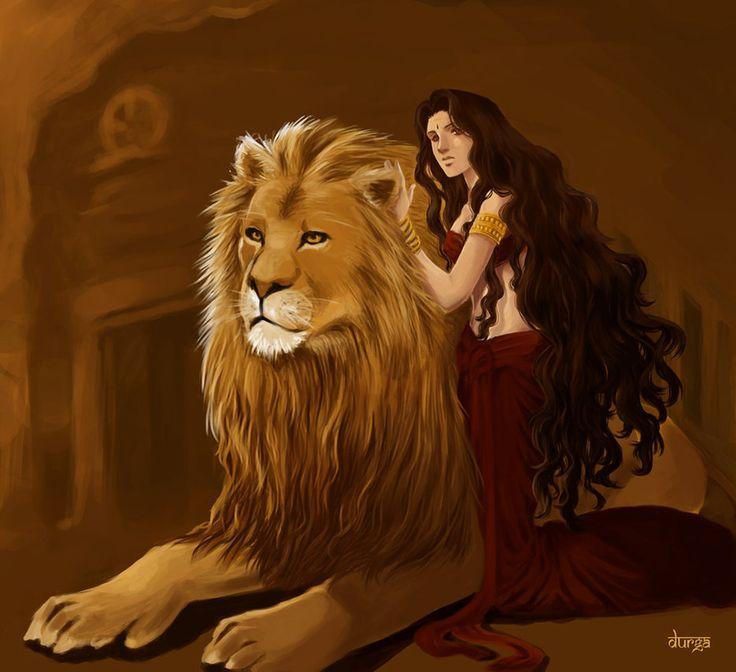 Goddess Durga by mmmmmr