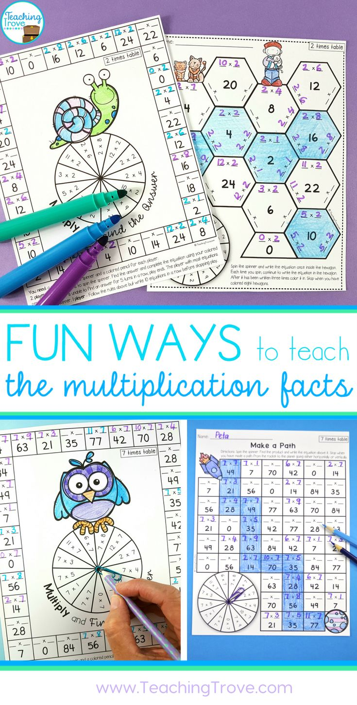 Best 25 multiplication tables ideas on pinterest multiplication best 25 multiplication tables ideas on pinterest multiplication times tables and teaching multiplication facts gamestrikefo Gallery