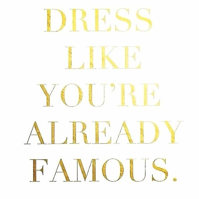 18 Best Images About Fashion Inspired Quotes On Pinterest
