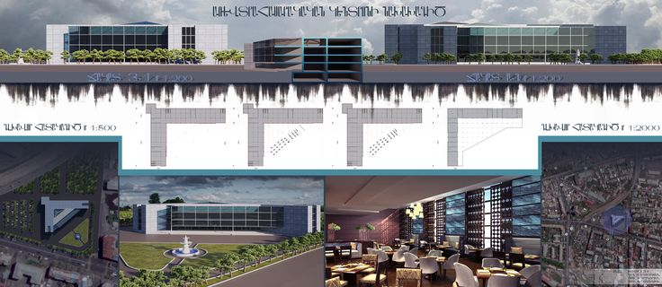 shopping center project
