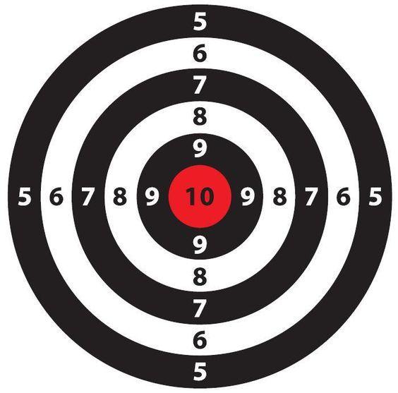 Free printable targets
