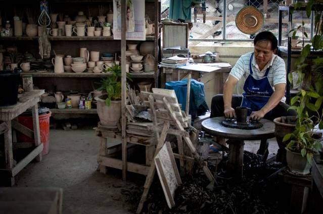 chiang mai - pottery - Sam Lan 6, Phra Sing, Mueang Chiang Mai District, Chiang Mai 50200, Thailand