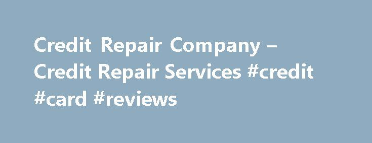 Credit Repair Company – Credit Repair Services #credit #card #reviews http://credit-loan.remmont.com/credit-repair-company-credit-repair-services-credit-card-reviews/  #freecredit.com # We offer Personalized. Not Computerized Credit Report Repair! No two people's credit reports are exactly the same! So, no pre-set computer program is going to be as effective as real, skilled credit report correction counselors. Period! At Fowler and Fowler we offer personal and professional service, we are…
