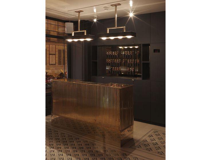 Parisian Hotel Design Inspiration / luxury hotels, best hotels, hospitality hotels #parisiandesign #hoteldesign #besthotels  For more inspiration, visit: http://brabbucontract.com/projects