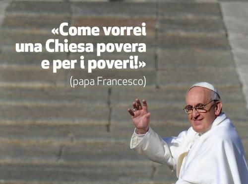 La riforma della curia di Papa Francesco? E' nella linea della Chiesa povera!