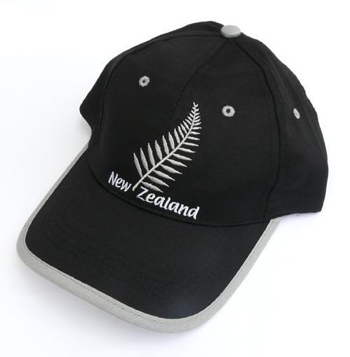 New Zealand Silver Fern Cap http://www.shopenzed.com/new-zealand-silver-fern-cap-xidp153030.html