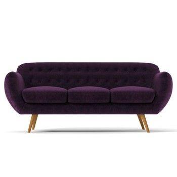 Sofa Indigo, větší, fialové   Bonami Wintech