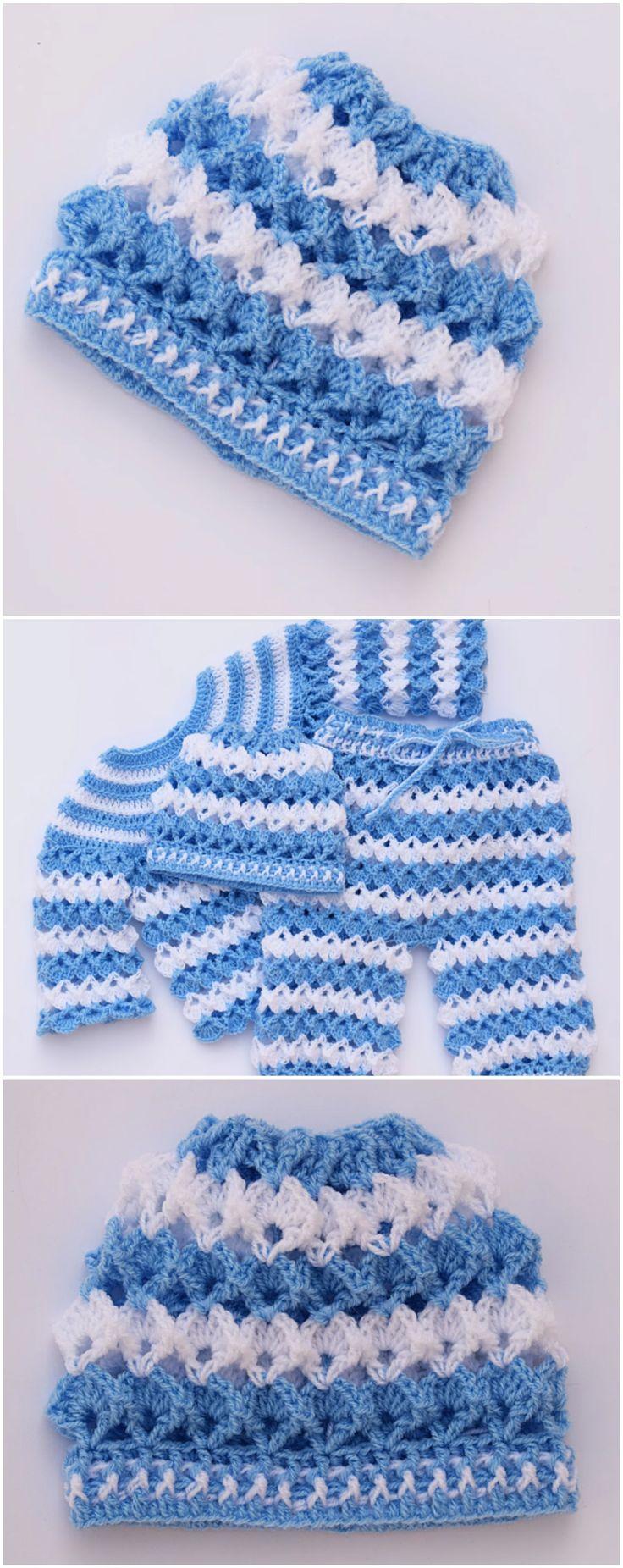 Crochet Cap for Kids