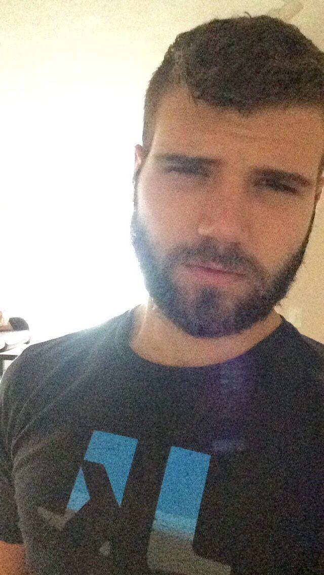 hot bearded guys