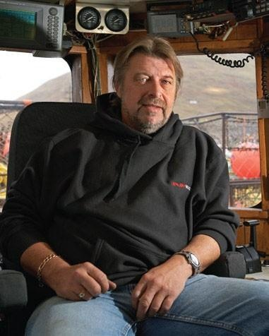 Phil Harris...  Deadliest Catch is not the same without him... Miss you Captain Phil
