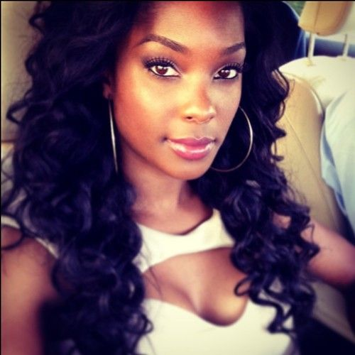 lanisha cole: Date Night, Beautiful Woman, Chocolates Girls, Brownskin Beautiful, Beautiful Goodies, Black Woman, Beautiful Hair, Black Beautiful, Black Girls