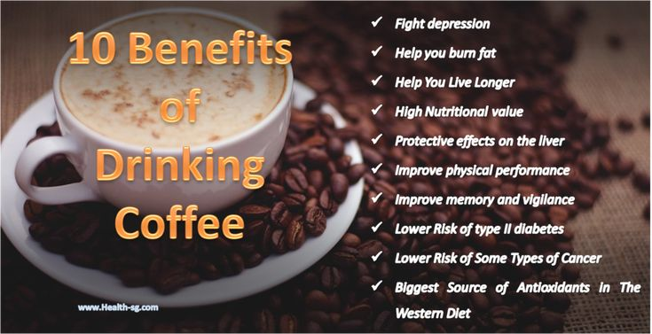 17 Best Ideas About Benefits Of Coffee On Pinterest