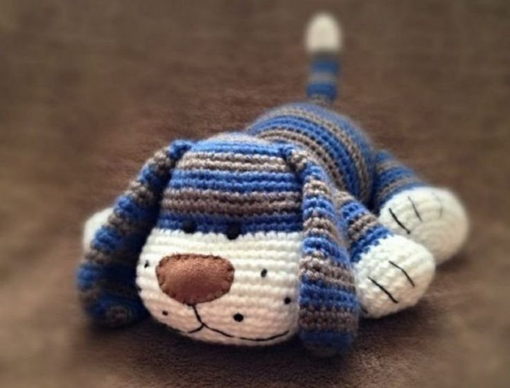Knitting Animals For Beginners : Images about amigurumi crochet on pinterest minion