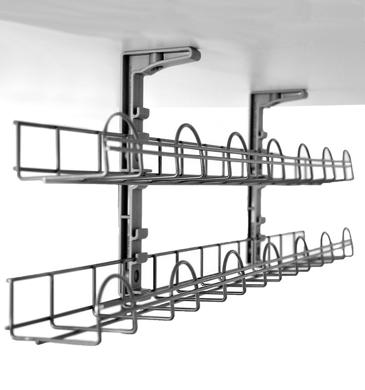 The Wireway Cable basket used for cable management systems in the workplace.