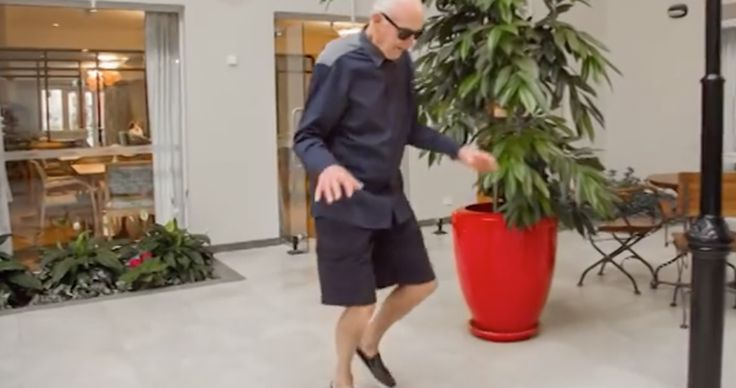 Senior Citizens Make 80 Odd Years Of Happy Dance Video