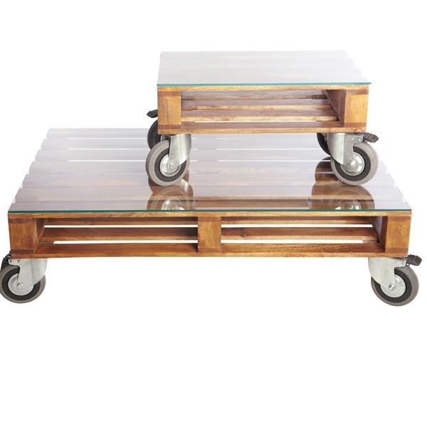 diy pallette coffee table
