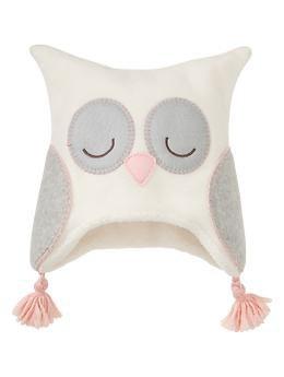 Pro Fleece owl hat | Gap