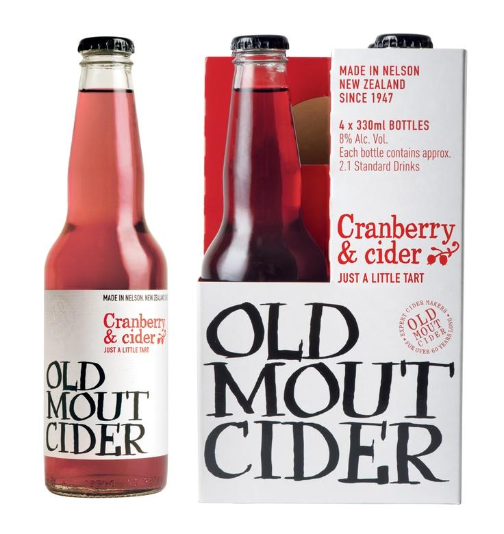Old Mout Cranberry & Cider