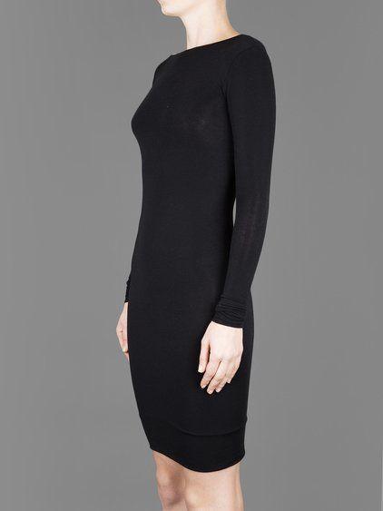 GARETH PUGH SHORT DRESS IN SUPERSTRETCH JERSEY