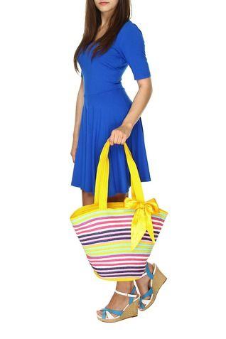 Obraz reprezentujący produkt Torba plażowa A5741-2 w sklepie Buty męskie, buty damskie | sklep internetowy online Kari.com