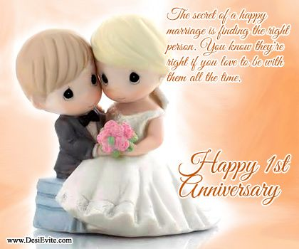 Wish Your Wife With This Anniversary Greetings Click The