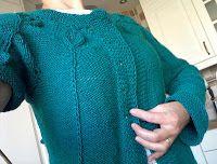 I sweter się robi...