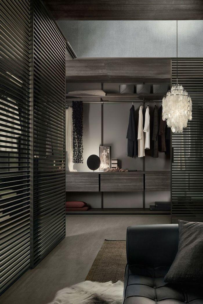 Modern Retro Closet
