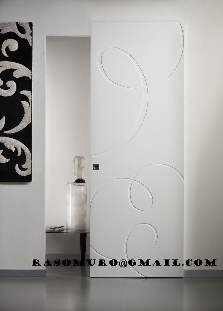 oltre 25 fantastiche idee su porte scorrevoli su pinterest   porta ... - Porte In Vetro Scorrevoli Esterno Muro