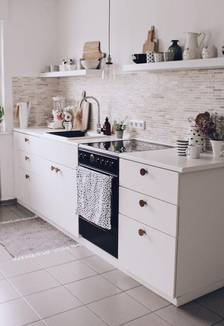Inspiration für die Küche – Küche im skandinavischen Stil