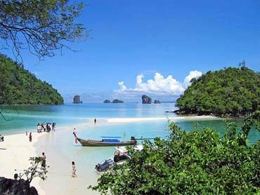 Accommodation and Activities in Ao Nang, Thailand