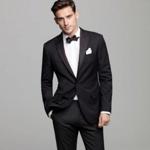 Elegant Wedding Dress for Groom