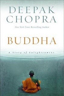 I think i need to start a book board...Buddha: A Story of Enlightenment, Dr. Deepak Chopra