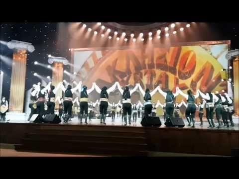 Ο πυρρίχιος που προκάλεσε σεισμό στο Κρεμλίνο   24/10/2016 - YouTube