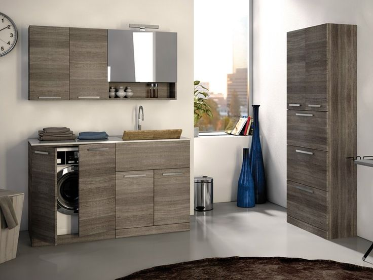 machine laver plan de travail salle de bain cuisine pinterest mobiles armoires et urbain. Black Bedroom Furniture Sets. Home Design Ideas