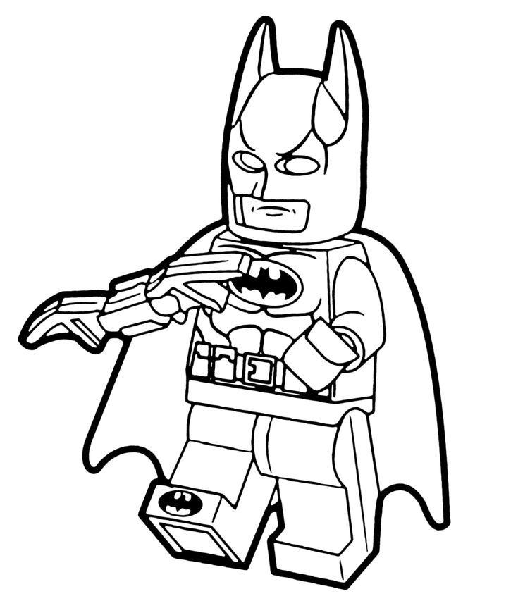 Lego Batman The Movie Batman The Superhero Of Dc Comics