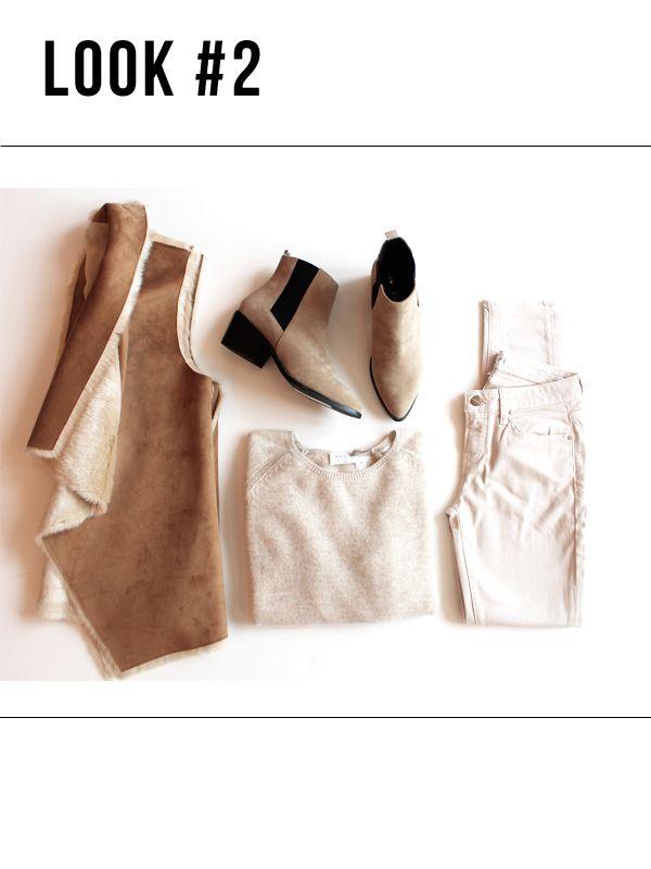 Oatmeal jean… How to wear it!